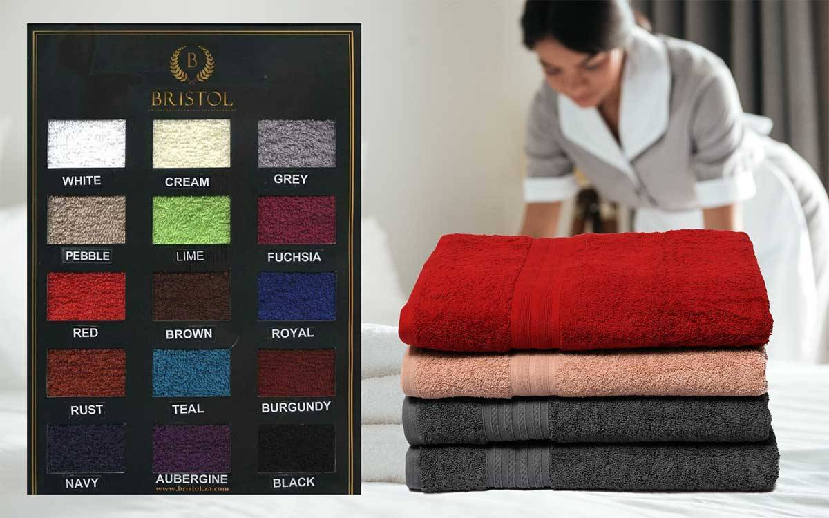 Bristol Towels - ASC Distributors - http://ascdistributors.biz